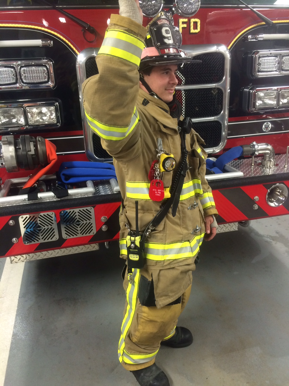Wearing your turnout gear properly is a vital component of firefighting  operations and the brotherhood of the fire service. Make sure to always be  rescue ...