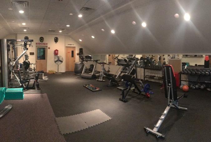 NJ gym
